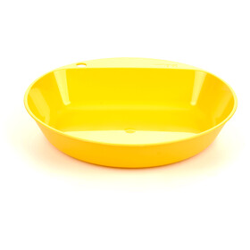 Wildo Camper Plate Deep yellow